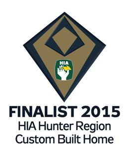 Finalist 2015 Hunter Custom Built Home