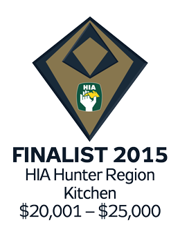 Finalist 2015 Hunter Kitchen $20,001-$25,000