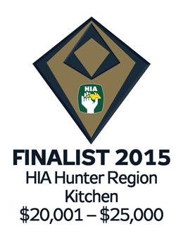 Finalist 2015 Hunter Kitchen $20,001-$25,000